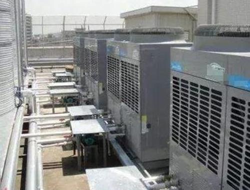 集中空调通风系统检测